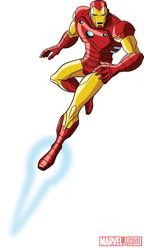 Iron man animated avengers - photo#8