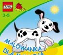 Toddler's Colouring Book (Dog)