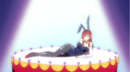 Erza bunny suit.png