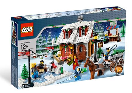 10216 Winter Village Bakery Brickipedia The Lego Wiki