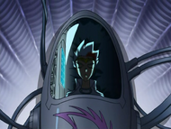 Ryuuga em sono profundo