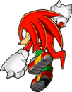 Sonic Art Assets DVD - Knuckles - 3.png