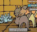 Puzle 48: Gatos y ratones