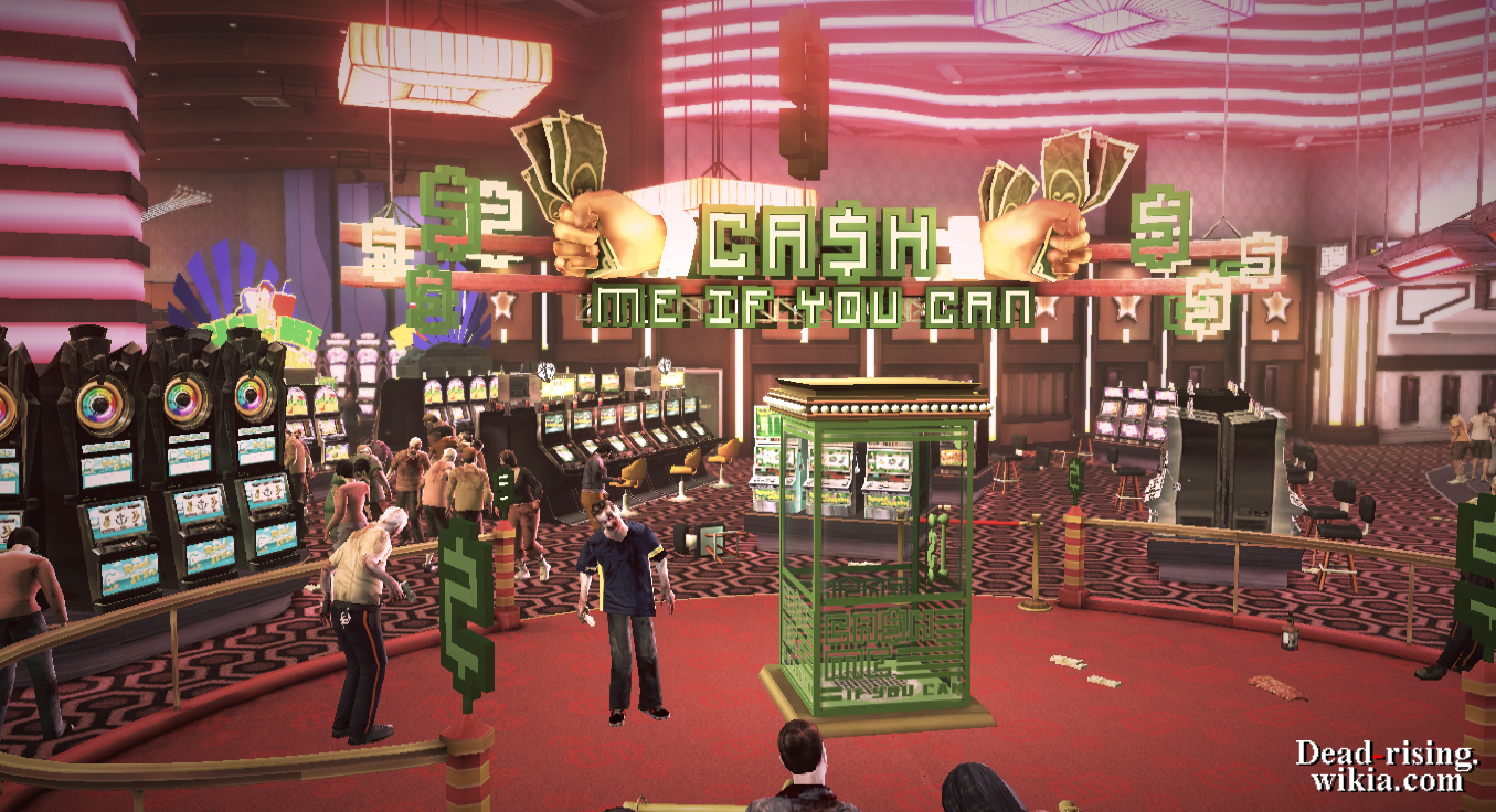 Dead rising 2 easy money gambling