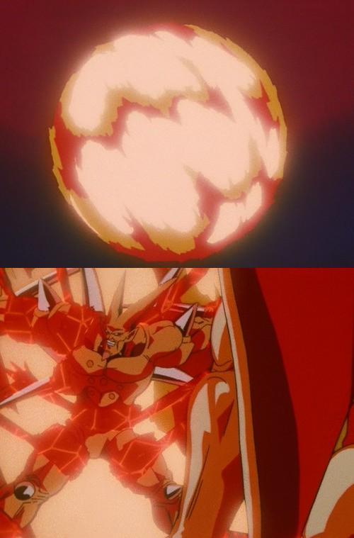 Nova Sphere Dragon Ball Wiki