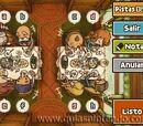 Puzle 7: Cena en pareja