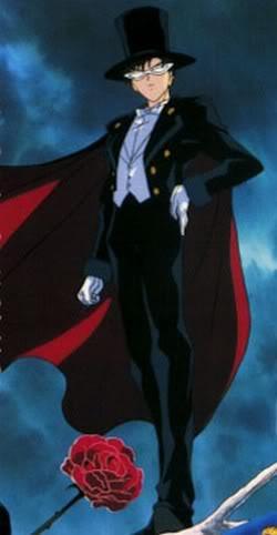 sailor moon and tuxedo mask wedding manga  Tuxedo mask
