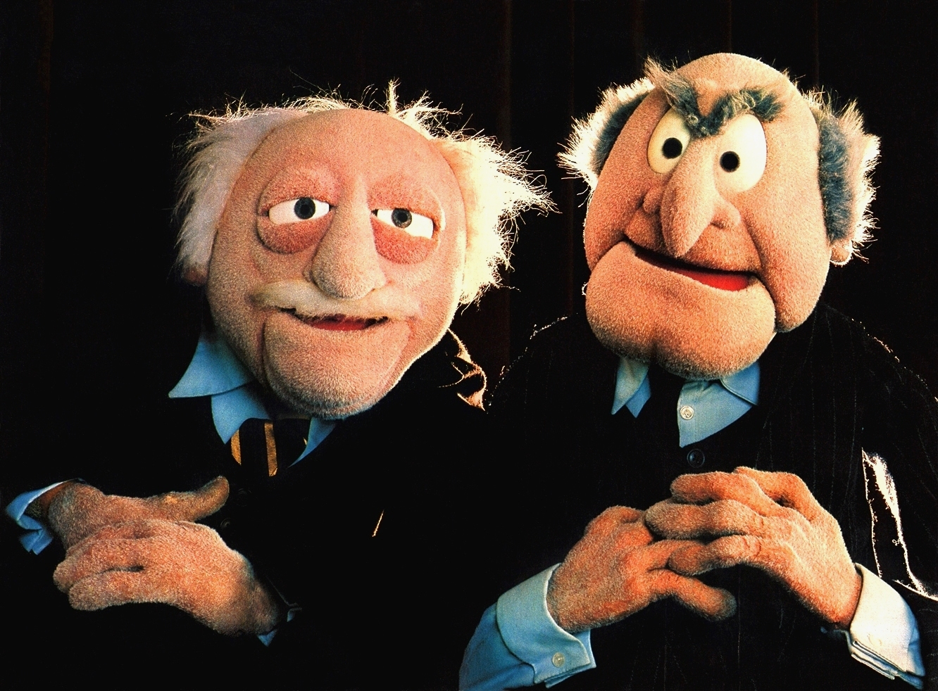 Muppets Statler And Waldorf Quotes Quotesgram