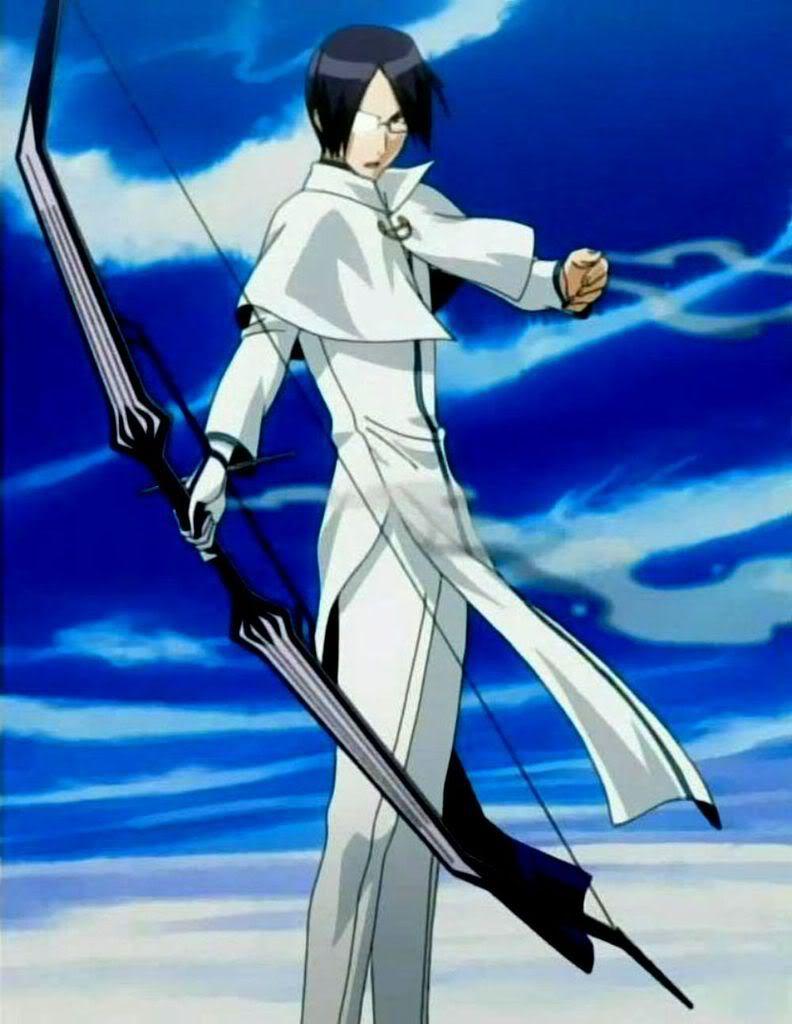 Uryu Ishida Bow Uryu Ishida Final Form Uryu