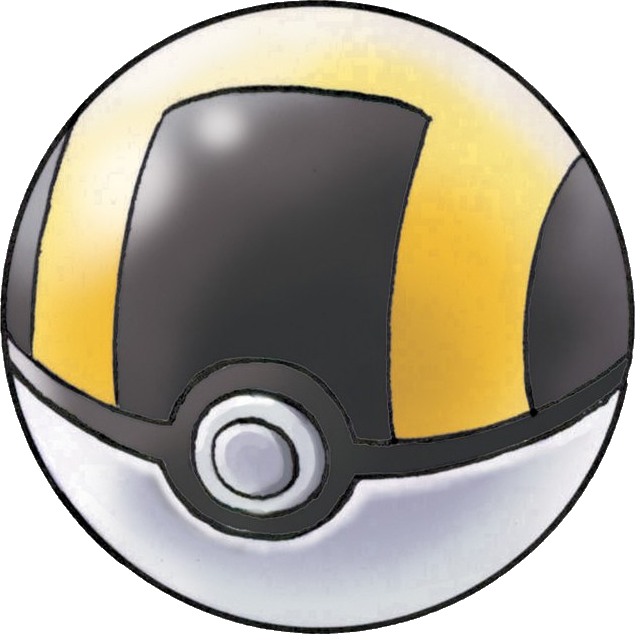 Information Ultra Ball Sprite