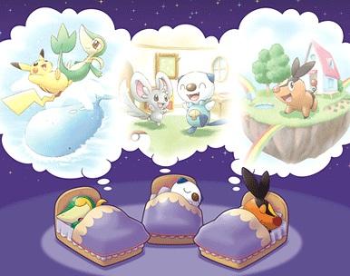 Dream World - The Pokémon Wiki