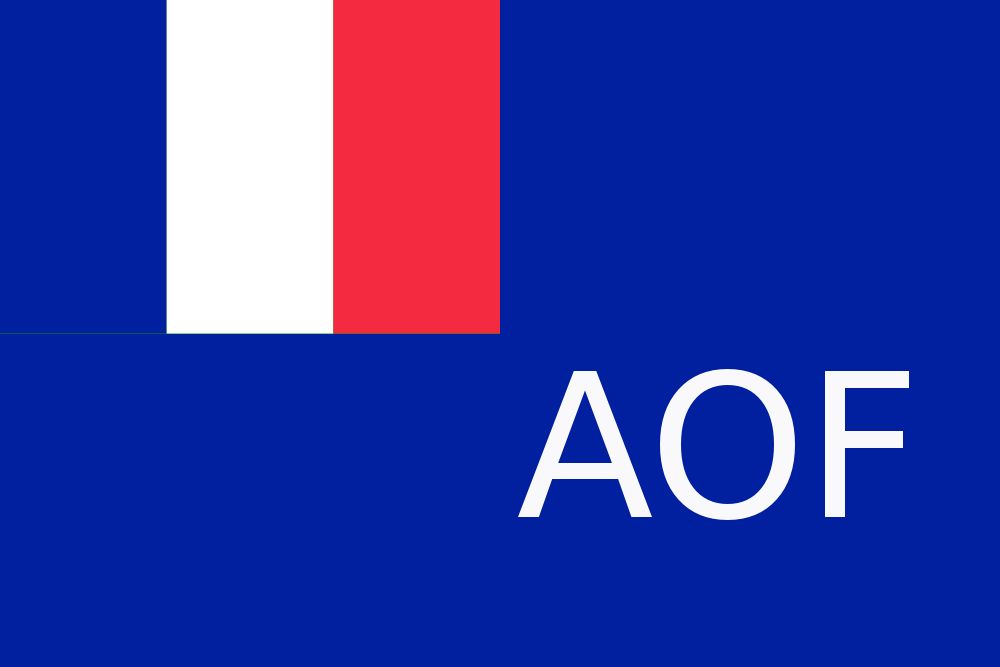 French West Africa (Twilight Of A New Era)