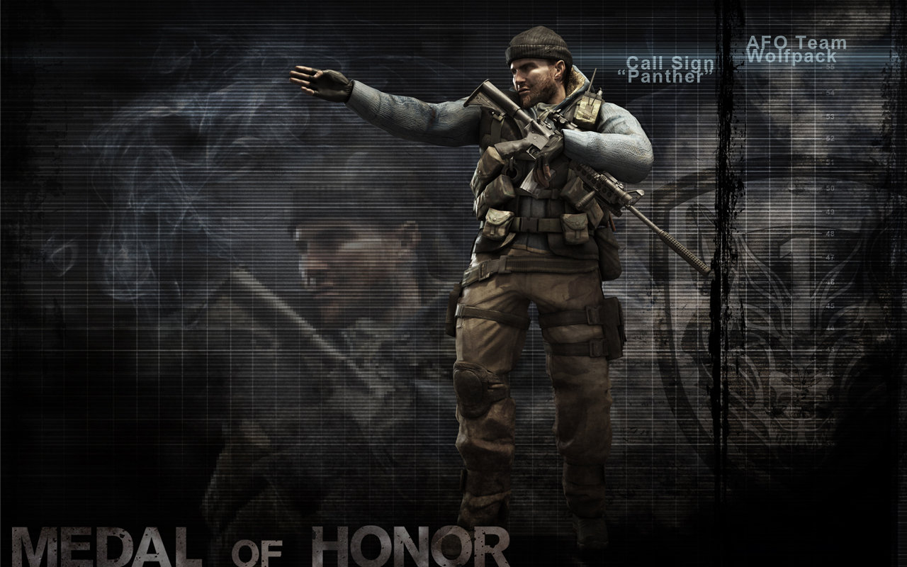Panther - The Medal of Honor Wiki - United Offense ...