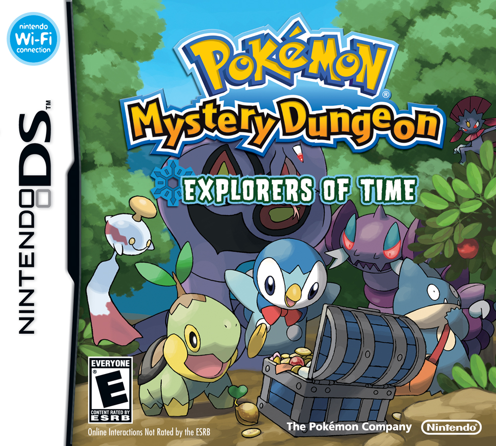 Pokemon Explorers Of Darkness Cheats