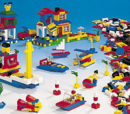 9289 LEGO BASIC Harbor