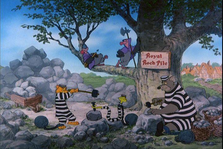 Robin Hood Walt Disneys Robin