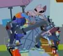 Inventos de Señor Gato - Primera temporada