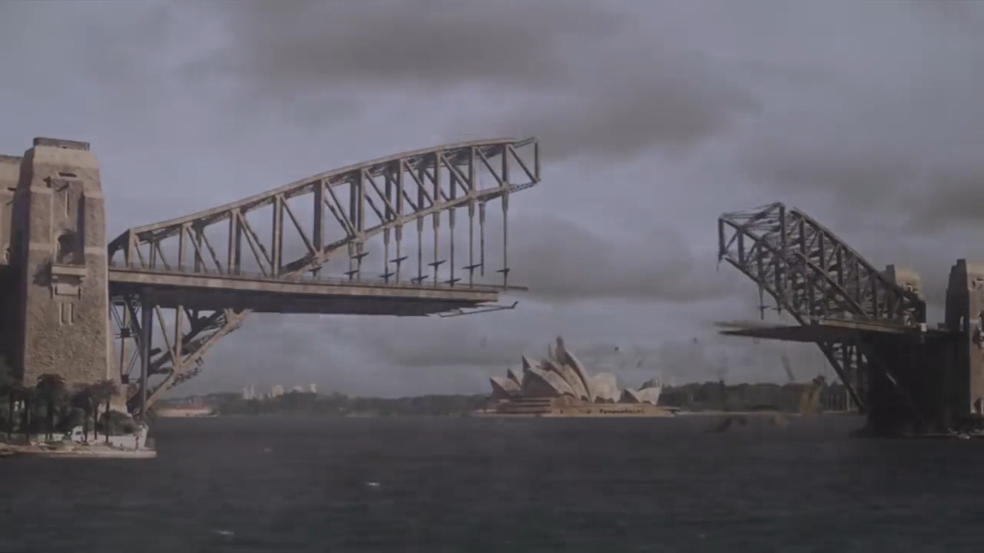 sydney harbour bridge life after people wiki
