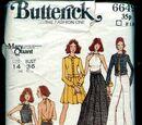 Butterick 6649 A
