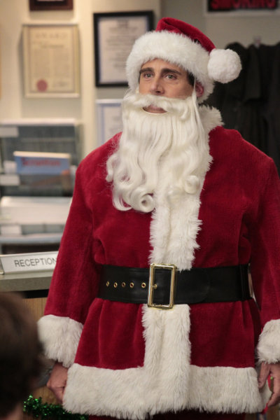 the office classy christmas 3 - The Office Dwight Christmas