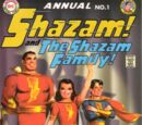 Shazam! and the Shazam Family! Annual Vol 1 1