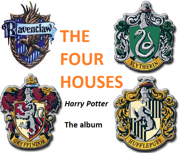 the four houses wrock band harry potter wiki. Black Bedroom Furniture Sets. Home Design Ideas