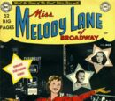 Miss Melody Lane of Broadway Vol 1