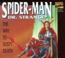 Spider-Man Dr. Strange The Way to Dusty Death Vol 1 1