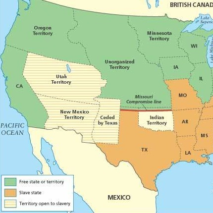 Compromise of 1850 - A...