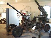 Bofors 40mm AAgun manege suomenlinna 1