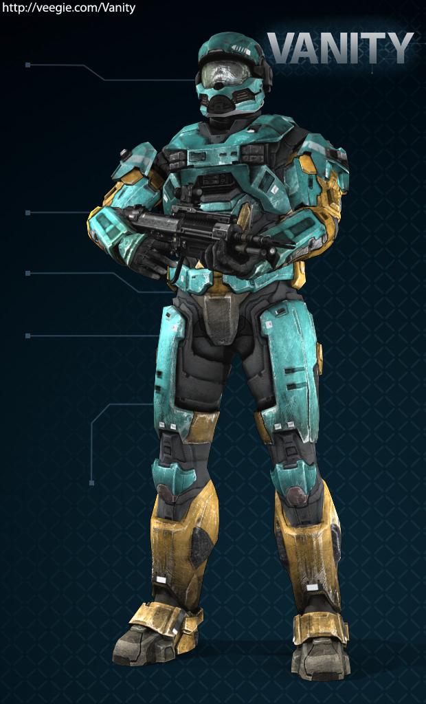 Mjolnir Powered Assault Armor Hazop Variant Halo Nation