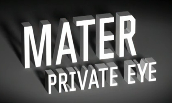 Mater Private Eye Pixar Wiki Disney Animation