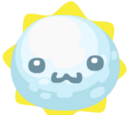 Bouncy Shape Shifting Snowball