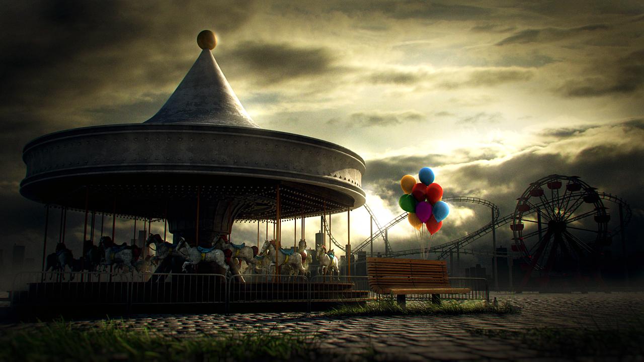 Surreal Circus Zone - ...