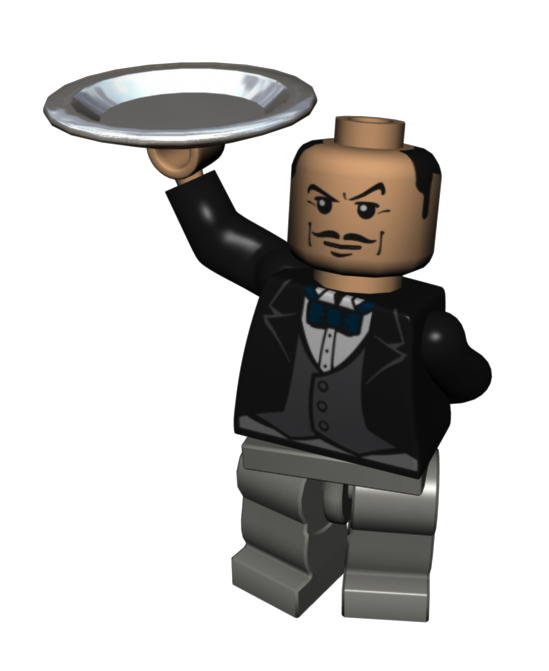 Alfred Pennyworth - Brickipedia, the LEGO Wiki