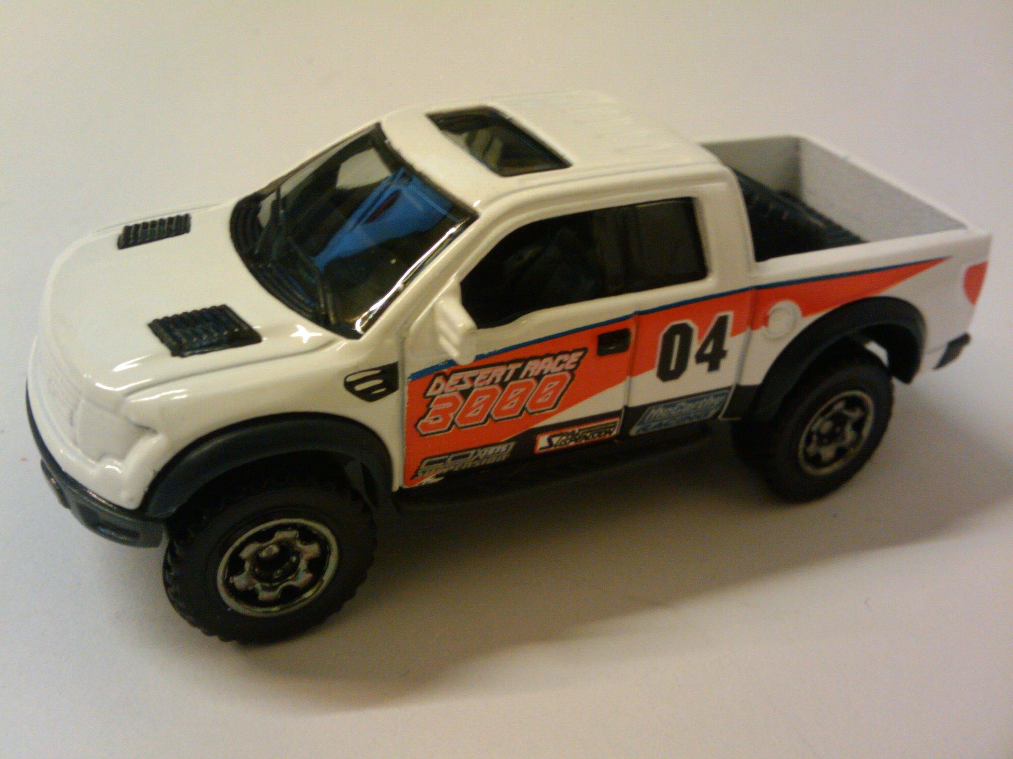 Ford F-150 SVT Raptor (2010) - Matchbox Cars Wiki