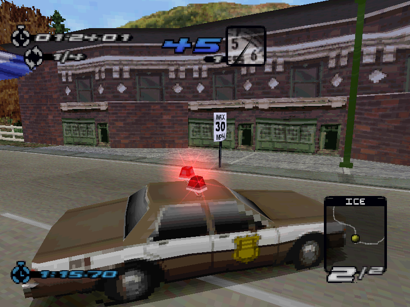 Videogames World Need For Speed Iii Hot Pursuit