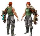Bionic Commando Concept Art