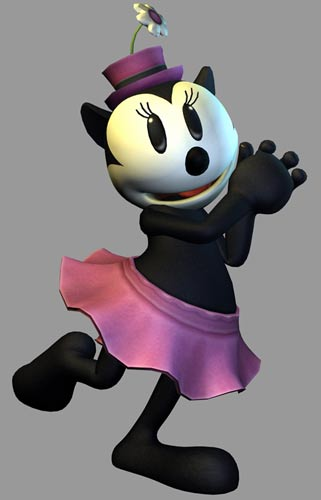 Ortensia Oswald The Lucky Rabbit Wiki