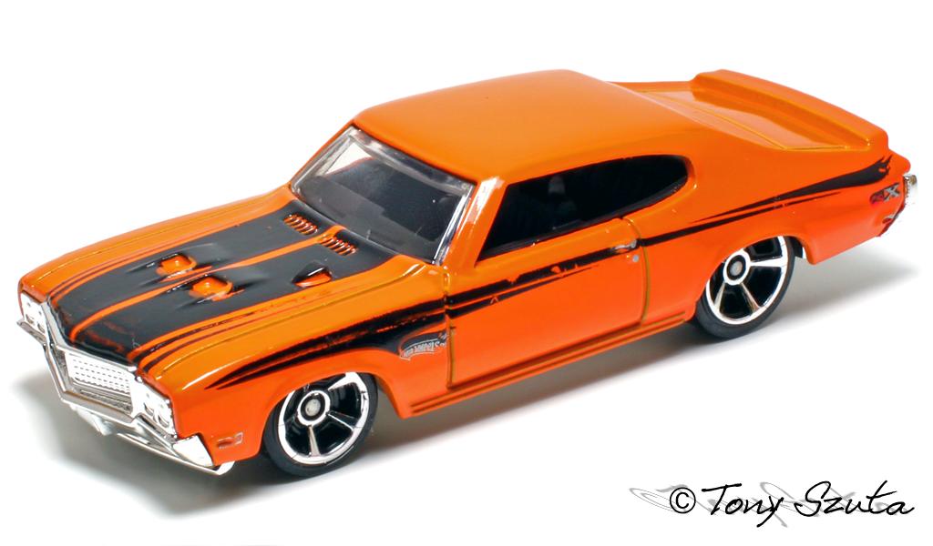 70 Buick Gsx Hot Wheels Wiki