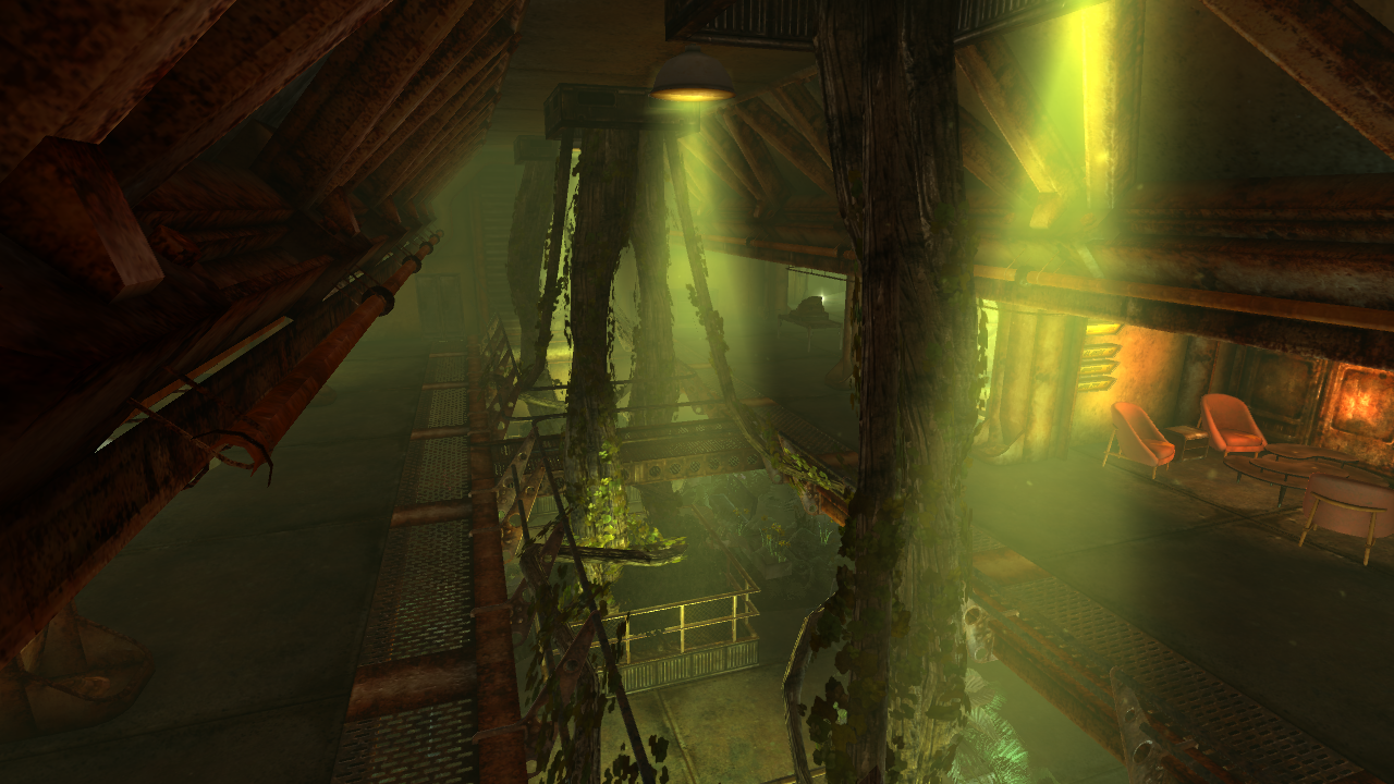 What is the scariest place in FNV?  - Page 2 Vault_22