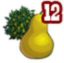 12 Days o' Christmas, XII-icon.png