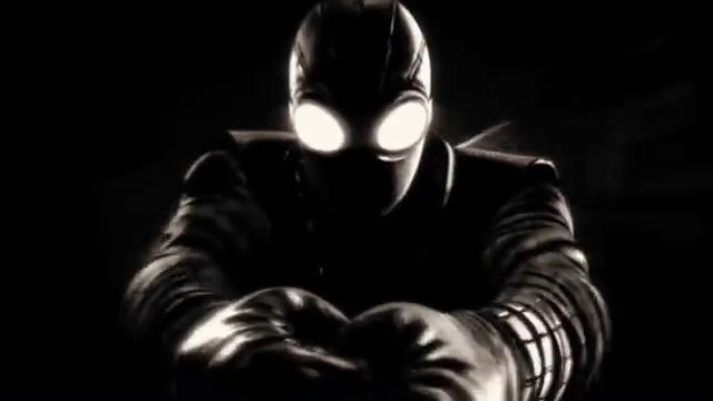 Spider Man Noir