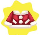 Cute Santa Boy Top
