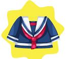 Cute Sailor Boy Top