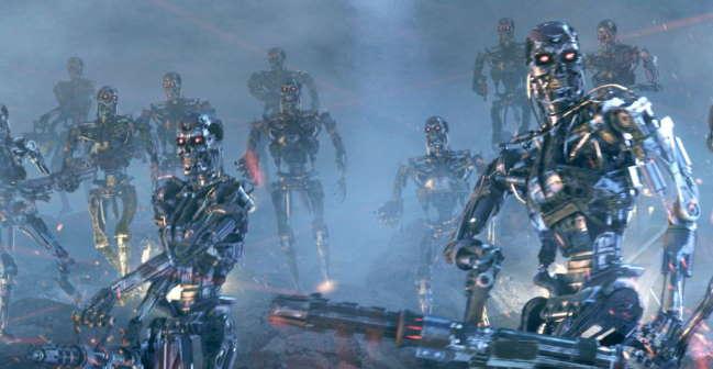 Terminator Invasion