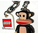852023 Paul Frank Julius & Friends Key Chain
