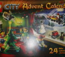 City Adventskalender 2824