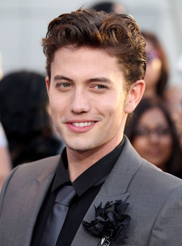 The 33-year old son of father Randee Lynn Rathbone IV and mother Monroe Jackson Rathbone , 178 cm tall Jackson Rathbone in 2018 photo