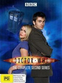 Image Doctor Who Series 2 Dvd Australian Boxset Cover